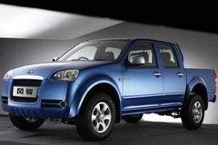 2011款长城 风骏3 豪华型 商务版 2.4L汽油 小双排皮卡 卡车图片