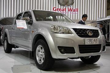 2011款长城 风骏3 超豪华型 商务版 2.4L汽油 小双排皮卡
