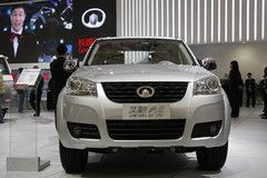 2011款长城 风骏3 豪华型 商务版 2.8L柴油 大双排皮卡 卡车图片