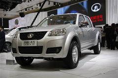 2011款长城 风骏3 超豪华型 商务版 2.8L柴油 大双排皮卡 卡车图片