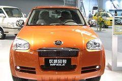 2011款长城 风骏3 豪华型 商务版 2.4L汽油 大双排皮卡 卡车图片