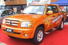 2011款中兴 威虎F1 基本型 2.8L柴油 双排皮卡 卡车图片