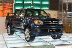 中兴 威虎 超豪华版 2.5L柴油 四驱 双排皮卡 卡车图片