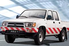 中兴 2.3L汽油 双排  教练皮卡 卡车图片