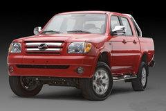 2009款中兴 旗舰A9 超豪华型 2.4L柴油 双排皮卡 卡车图片