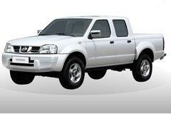 2011款郑州日产 高级型 2.4L汽油 双排皮卡 卡车图片