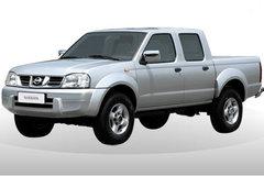 2011款郑州日产 标准型 2.4L汽油 四驱 双排皮卡 卡车图片