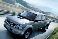 2011款郑州日产 标准型 2.5L柴油 双排皮卡 卡车图片