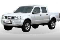 2011款郑州日产 高级型 2.5L柴油 双排皮卡 卡车图片
