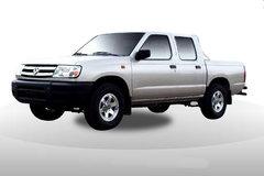2011款郑州日产 东风锐骐 标准型 2.4L柴油 四驱 双排皮卡 卡车图片