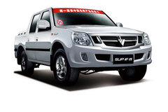福田 萨普T 基本型 2.2L柴油 双排皮卡 卡车图片