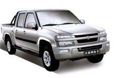 黄海 大柴神 标准型 2.5L柴油 双排皮卡 卡车图片