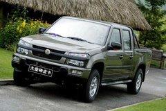 2009款黄海 大柴神 豪华型 2.4L汽油 双排皮卡 卡车图片