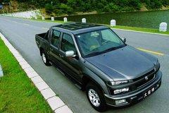 黄海 大柴神 豪华型 2.5L柴油 四驱 双排皮卡 卡车图片