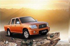 黄海 小柴神 豪华型 2.2L汽油 双排皮卡(加长后货箱) 卡车图片