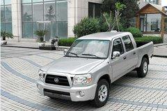 黄海 小柴神 标准型 2.5L柴油 双排皮卡(加长后货箱) 卡车图片