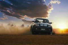 2010款中兴 威虎G3 基本型 3.0L柴油 四驱 双排皮卡 卡车图片