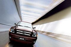 中兴 威虎 豪华版 2.5L柴油 双排皮卡 卡车图片