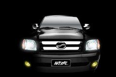 中兴 威虎 超豪华版 2.5L柴油 双排皮卡 卡车图片