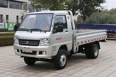 福田时代 驭菱VQ1 2017款 1.2L 86马力 汽油 3.05米单排栏板微卡(后双胎)(BJ1030V5JL3-D5)