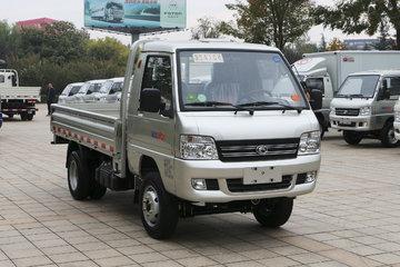 福田时代 驭菱VQ1 1.5L 114马力 汽油 3.05米单排栏板微卡(后双胎)(BJ1030V5JL3-D5)