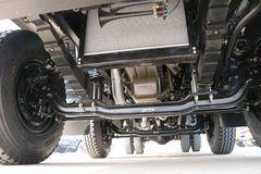福田 瑞沃E3 160马力 6X2 5.2米自卸车(BJ3223DLPEB-FA)