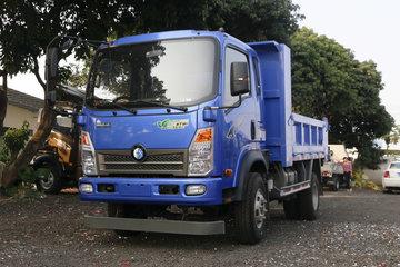 重汽王牌 7系 116马力 3.6米自卸车(CDW3040A1Q5)