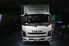 跃进 超越C500-VM 150马力 4.2米单排厢式轻卡(SH5042XXYZFDCWZ3)