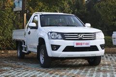 骐铃汽车 T100 豪华版 2.2L汽油 两驱 单排皮卡(JML1021A3NS) 卡车图片