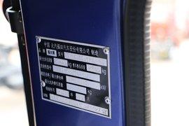 瑞沃E3自卸车底盘                                                图片