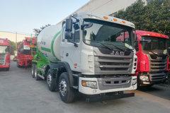 江淮 格尔发K3 290马力 8X4 混凝土搅拌车(瑞江牌)(WL5311GJBHFC32)