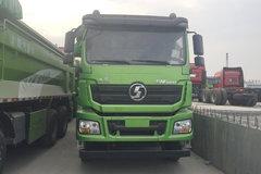 陕汽重卡 德龙新M3000 310马力 8X4 7米自卸车(SX3310MB346)图片