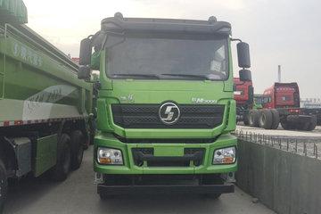 陕汽康明斯 德龙新M3000 加强版 345马力 8X4 6.5米自卸车(SX3310MB326)