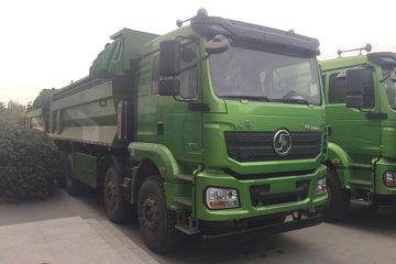 陕汽重卡 德龙新M3000 375马力 8X4 6.5米自卸车(SX3310MB326)
