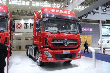 东风商用车 天龙重卡 启航版 450马力 6X4牵引车(DFH4250A4)