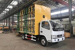东风 多利卡D6 102马力 4X2 养蜂车(程力威牌)(CLW5040CYF5)