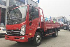 现代商用车 致道300N 116马力 4.145米单排栏板轻卡(CNJ1041EDF33V) 卡车图片