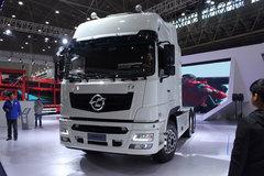 东风华神 T7 420马力 6X4 LNG牵引车(EQ4250GLN3)