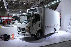 东风华神 T1 102马力 4.1米单排纯电动冷藏车(EQ5045XLCTBEV)