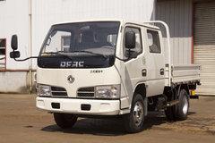 东风 福瑞卡F4 95马力 2.8米双排栏板轻卡(常柴)(EQ1041D3BDD) 卡车图片