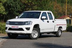 骐铃汽车 T100 豪华版 2.2L汽油 两驱 双排皮卡(JML1031A3N) 卡车图片
