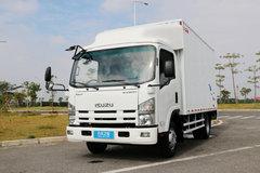 庆铃 五十铃KV600 120马力 4.17单排厢式轻卡(QL5043XXYALHAJ) 卡车图片