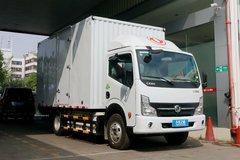 东风电动 凯普特 EV300 4.5T 4.13米单排厢式纯电动轻卡(EQ5040XXYACBEV7)99.8kWh