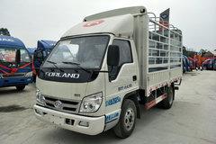 福田时代 小卡之星3 82马力 3.7米单排仓栅式轻卡(BJ5036CCY-B1) 卡车图片