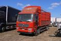 东风商用车 天锦中卡 160马力 4X2 6.2米仓栅式载货车(DFH5160CCYBX1JV)