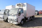 庆铃 五十铃100P 120马力 4X2 4.095米冷藏车(QL5040XLCBUHAJ)