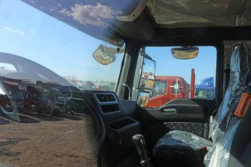 中国重汽 汕德卡SITRAK C5H重卡 340马力 8X4 8.6米栏板载货车底盘(ZZ1316N466GE1)图片