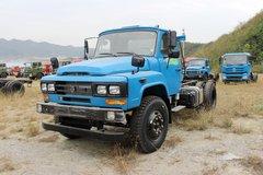 东风 菁鹰 115马力 4X2长头牵引教练车(EQ5100XLHF3) 卡车图片