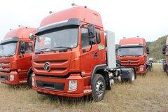 东风 特商重卡 336马力 4X2 LNG牵引车(EQ4180VFN) 卡车图片