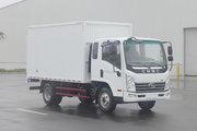 四川现代 致道300N 116马力 4.095米单排厢式轻卡(CNJ5040XXYEDF33V)